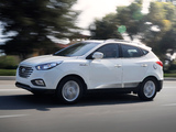Hyundai Tucson Fuel Cell 2014 wallpapers