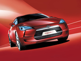 Hyundai Veloster Concept 2007 images
