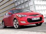 Hyundai Veloster 2011 photos