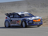 Hyundai Veloster Rally Car 2011 photos