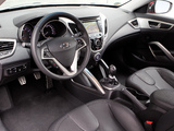 Hyundai Veloster 2011 pictures