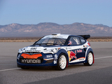 Hyundai Veloster Rally Car 2011 pictures