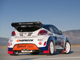 Hyundai Veloster Rally Car 2011 wallpapers