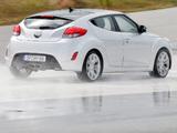 Hyundai Veloster 2011 wallpapers