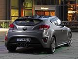 Hyundai Veloster Turbo 2012 photos