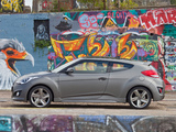 Hyundai Veloster Turbo 2012 pictures