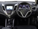 Hyundai Veloster ZA-spec 2012 pictures