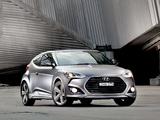 Hyundai Veloster Turbo AU-spec 2012 pictures