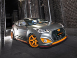 Hyundai Veloster Street Concept 2012 pictures