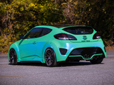 Hyundai Veloster Turbo by Fox Marketing 2013 pictures