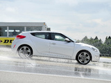 Images of Hyundai Veloster 2011