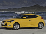 Images of Hyundai Veloster ZA-spec 2012