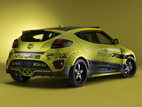 Images of Hyundai Veloster Turbo Night Racer Yellowcake by EGR 2013