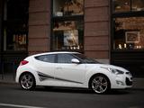 Photos of Hyundai Veloster US-spec 2011