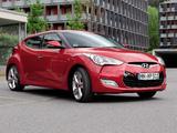 Photos of Hyundai Veloster 2011