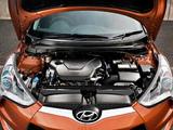 Pictures of Hyundai Veloster AU-spec 2012