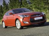Pictures of Hyundai Veloster ZA-spec 2012