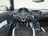 Pictures of ARK Performance Veloster Alpine Edition 2012