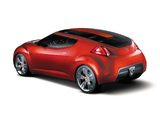Hyundai Veloster Concept 2007 wallpapers