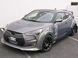 ARK Performance Hyundai Veloster 2011 wallpapers