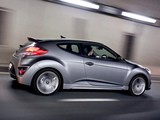 Hyundai Veloster Turbo AU-spec 2012 wallpapers