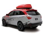 Hyundai Veracruz High-Tech Urban Escape Vehicle by Troy Lee Designs 2007 images