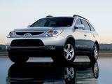 Hyundai Veracruz 2007–12 photos