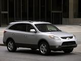 Hyundai Veracruz 2007–12 pictures