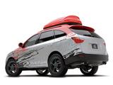 Hyundai Veracruz High-Tech Urban Escape Vehicle by Troy Lee Designs 2007 pictures