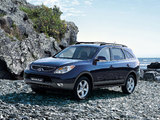Hyundai Veracruz 2007–12 wallpapers
