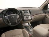 Images of Hyundai Veracruz 2007–12