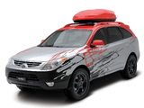 Photos of Hyundai Veracruz High-Tech Urban Escape Vehicle by Troy Lee Designs 2007