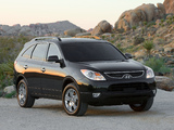 Photos of Hyundai Veracruz 2007–12