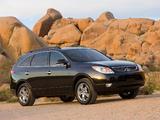 Pictures of Hyundai Veracruz 2007–12