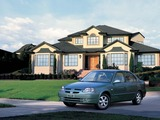 Hyundai Verna 2003–06 pictures
