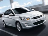 Hyundai Verna IN-spec (RB) 2010 wallpapers