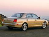 Hyundai XG US-spec 1998–2003 images