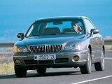 Hyundai XG 1998–2003 pictures
