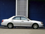 Hyundai XG UK-spec 1998–2003 wallpapers