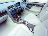 Hyundai XG UK-spec 1998–2003 wallpapers