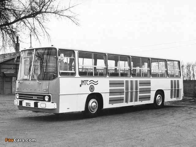 Images of Ikarus 255 1972–84 (640 x 480)