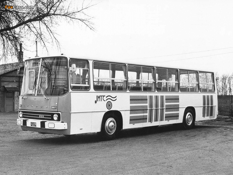 Images of Ikarus 255 1972–84 (800 x 600)