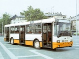 Pictures of Ikarus 415 1985–94
