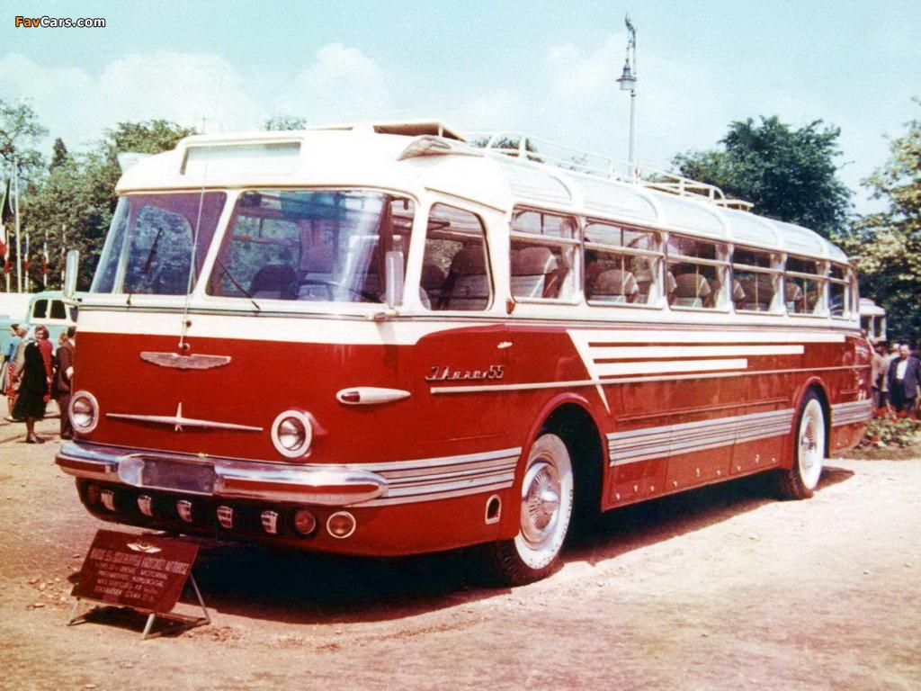 Photos of Ikarus 55 1959–72 (1024 x 768)