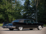Photos of Imperial Crown Limousine 1958