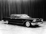 Imperial Crown Limousine 1957 wallpapers