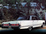 Imperial LeBaron (DY1-H) 1968 photos