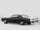 Imperial LeBaron 4-door Hardtop (GY-M) 1971 images