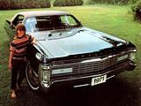 Imperial LeBaron 4-door Hardtop (GY-M) 1971 wallpapers
