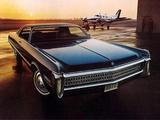 Imperial LeBaron 2-door Hardtop (HY-M) 1972 photos